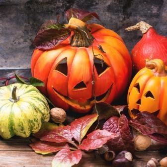 ¡Ideas económicas para decorar en Halloween!