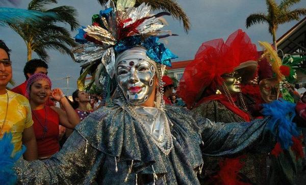 ¡Los fabulosos Carnavales de México!