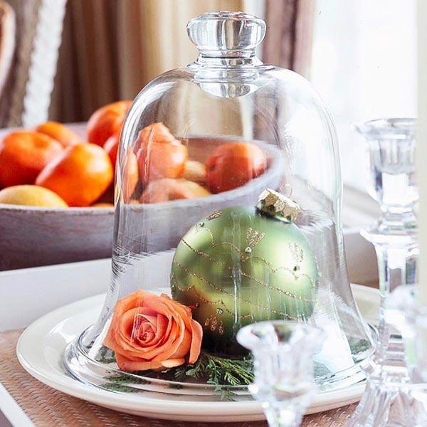 6 Ideas para hacer originales centros de mesa para Navidad Adipiscor