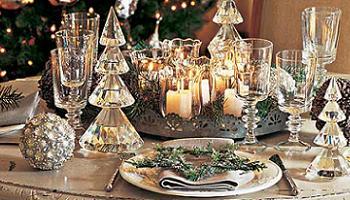 tips excelentes para decorar tu mesa de navidad