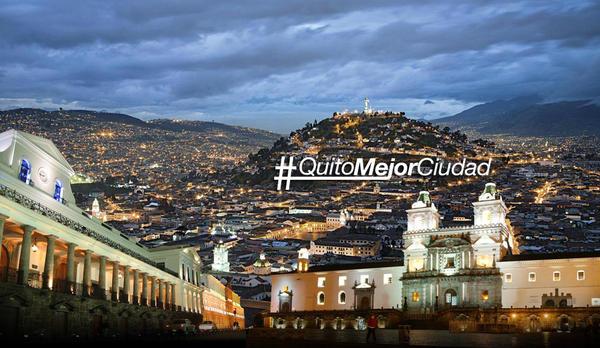 Adipiscor quito ciudad maravilla del mundo for Ciudad jardin quito 2015