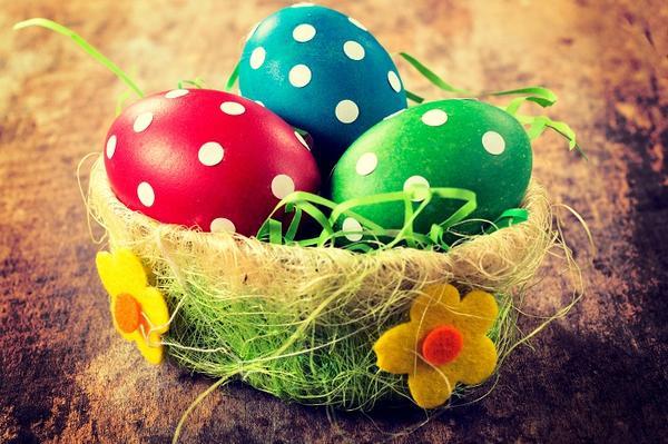 ¿Cómo hacer Huevos de Pascua de Chocolate?