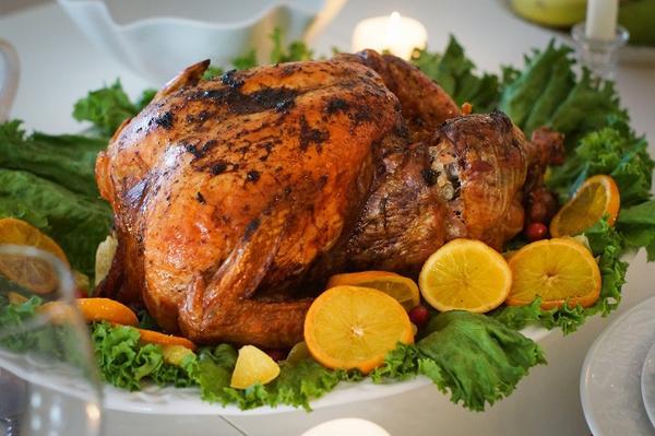 ¡10 Tips para preparar de forma adecuada tu Pavo en Navidad!