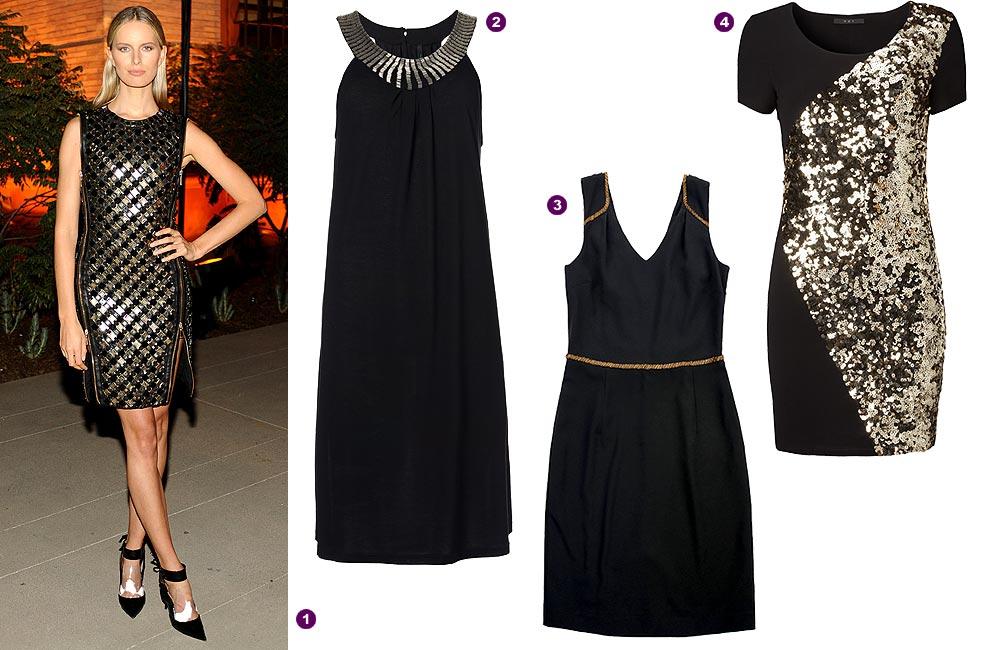 Rubia elegante de vestido azul oscuro - 2 part 8