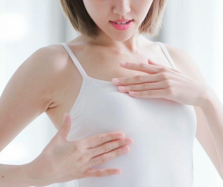 cáncer de mama - autoexamen