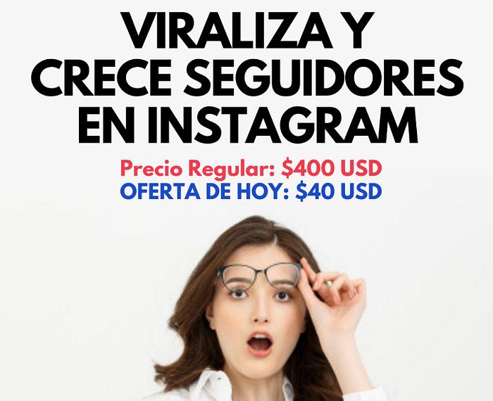 crecimiento y viralizacion de instagram